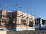 Y邸 建て方2